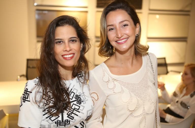Carol Carvalho e Juliana Zappa