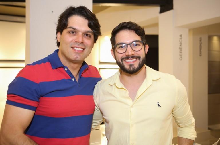 Edgar Portela e Marcelo Rocha