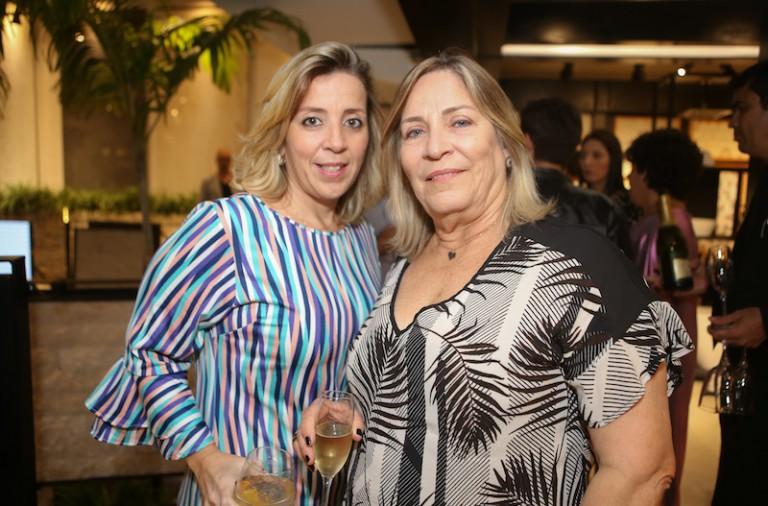 Fernanda e Maria Helena Fonseca