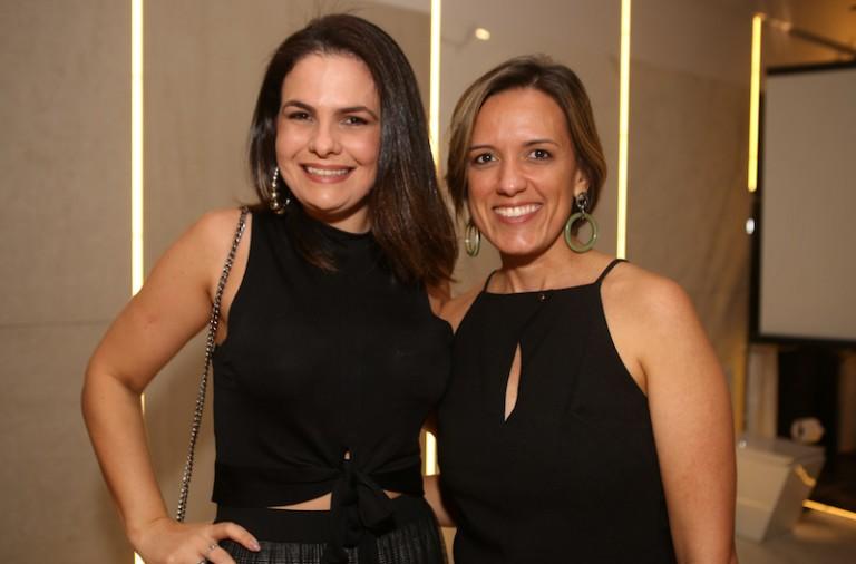 Gabriela Brandt e Raquel Pires