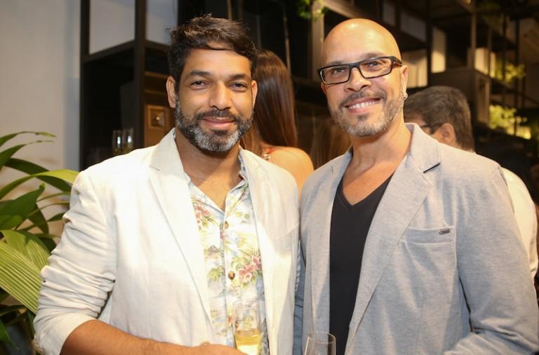 Marcos Rolim e Ricardo Caldas