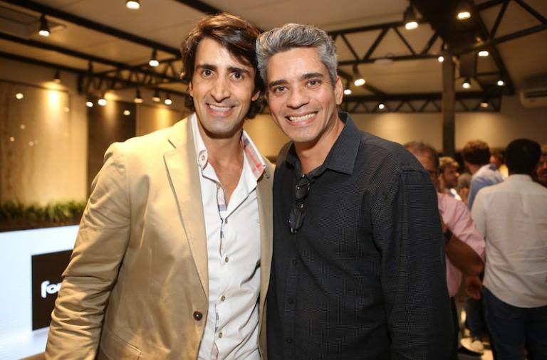 Paulo Fonseca e Ruy Espinheira